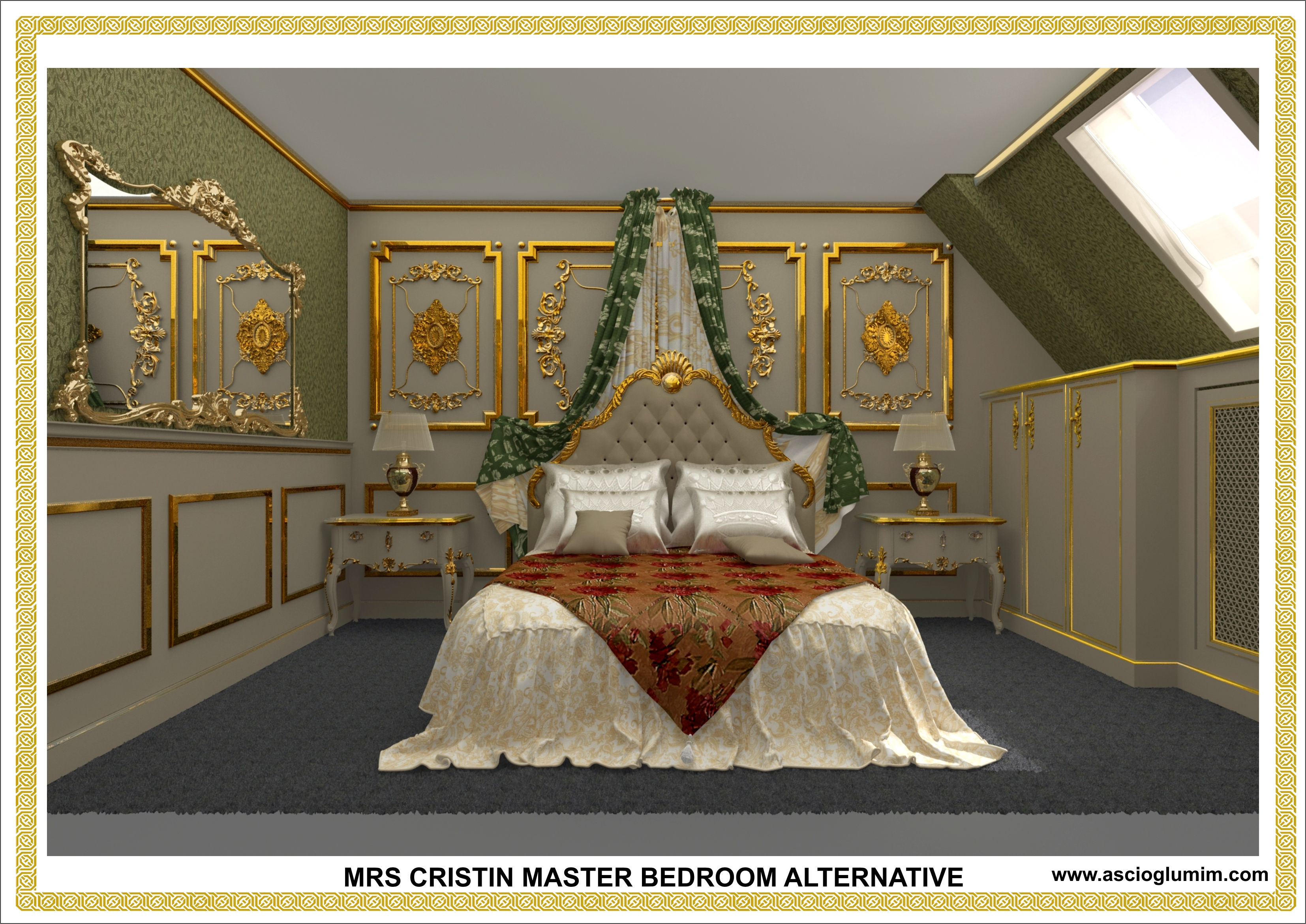 MRS .CRISTIN VILLA DESIGN