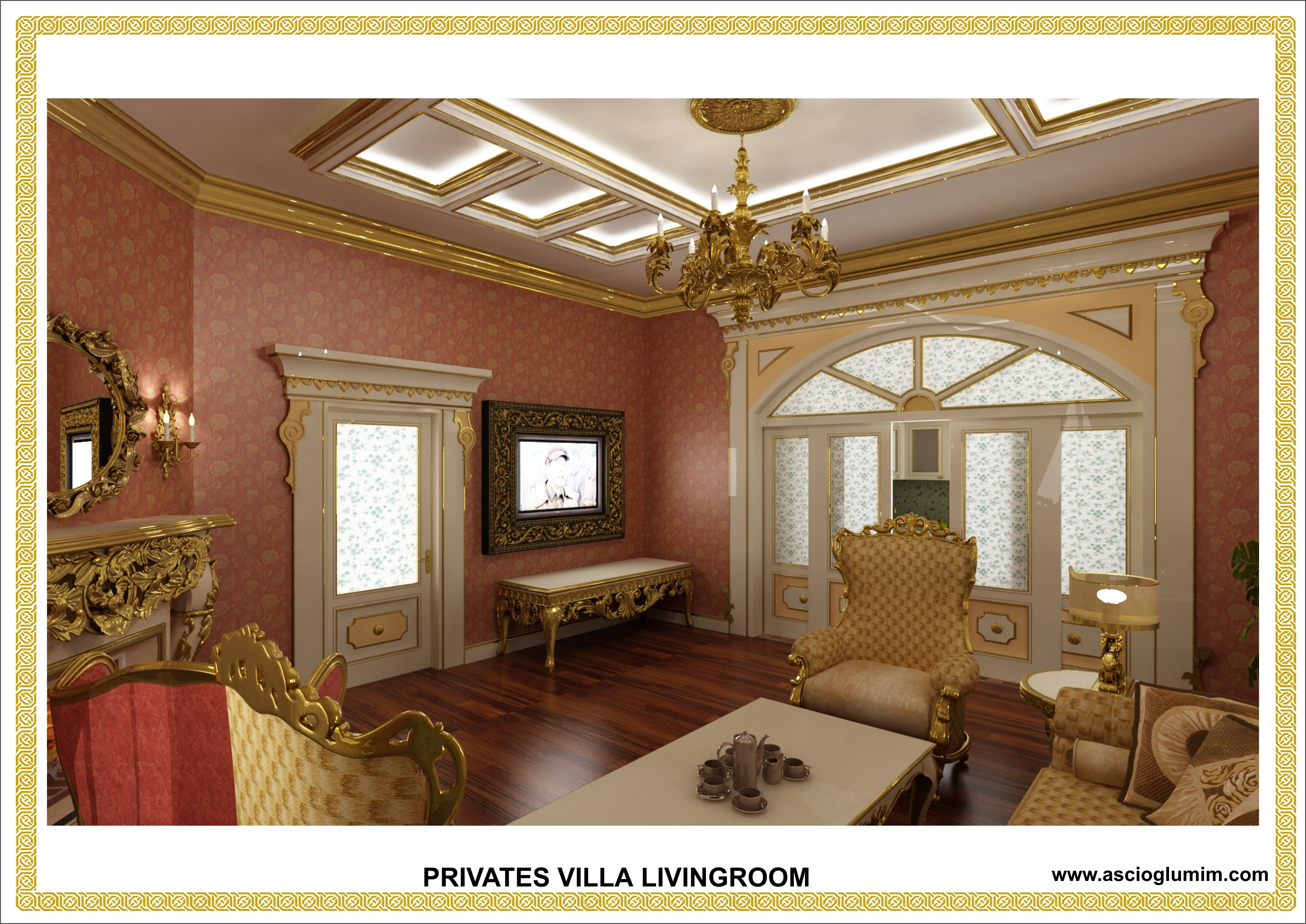 MR. AMIRAN SPECIAL VILLA DESIGN