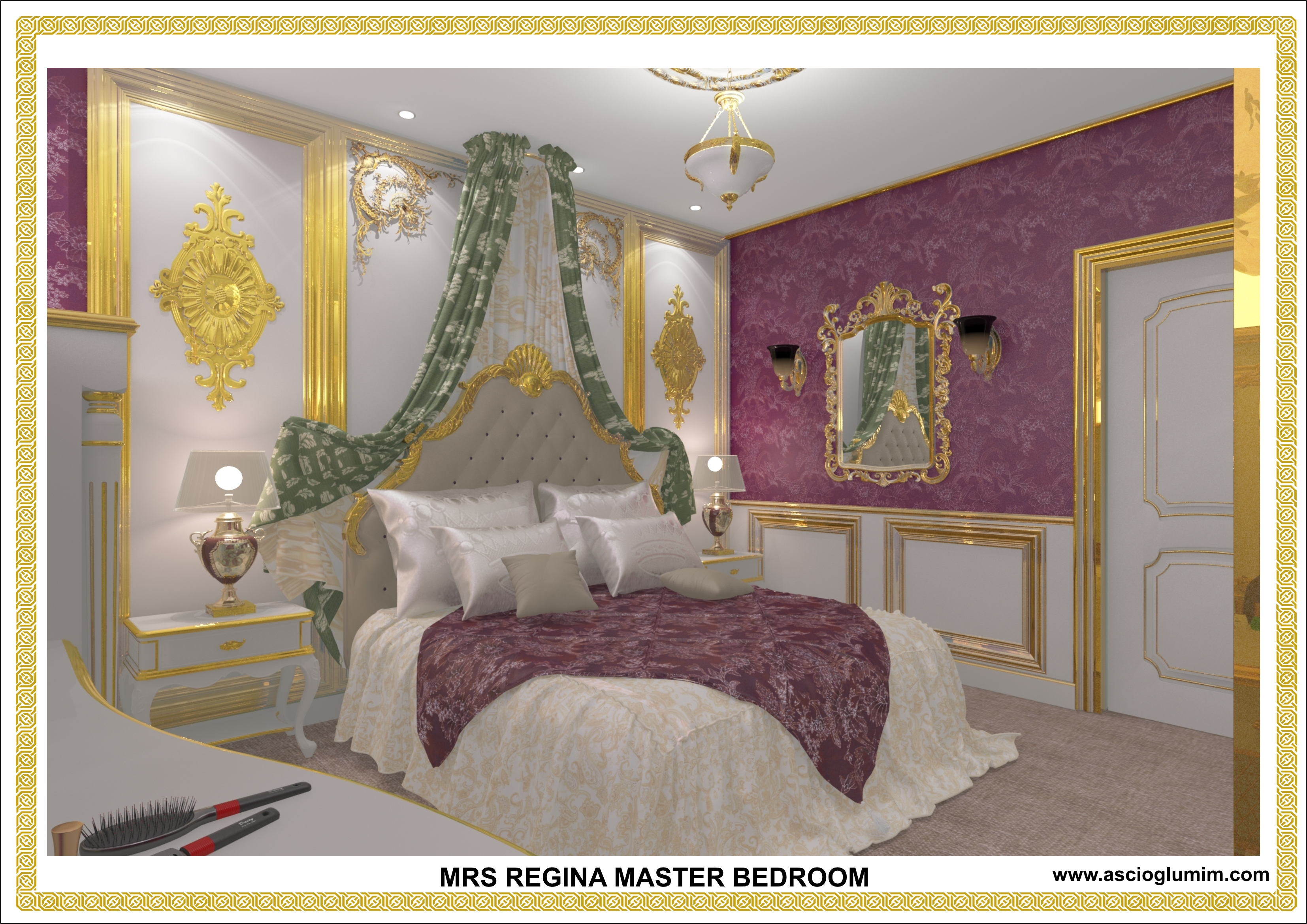 MRS.REGINA VILLAGE DESIGN