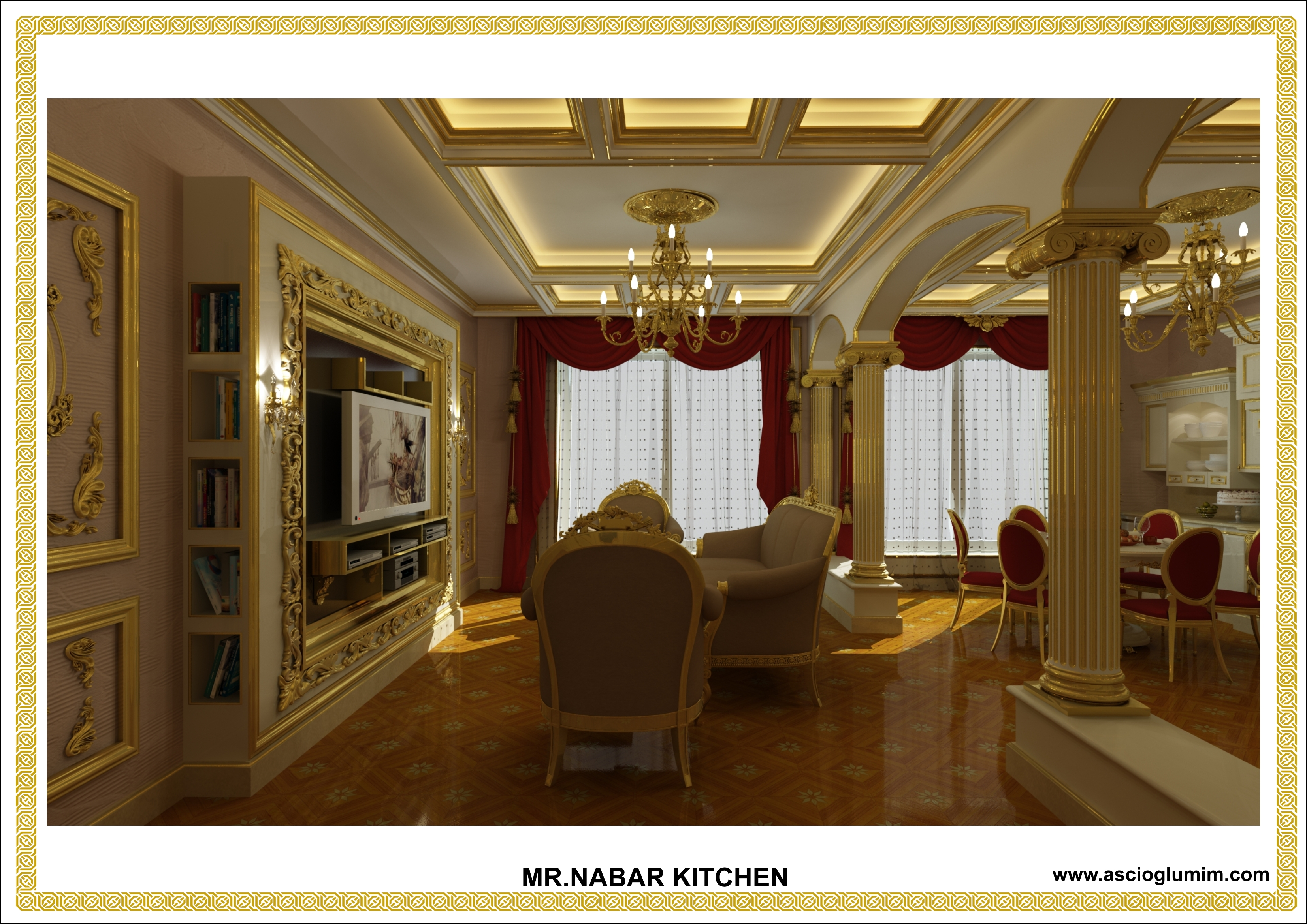 MR. NADAR VILLA DESIGN