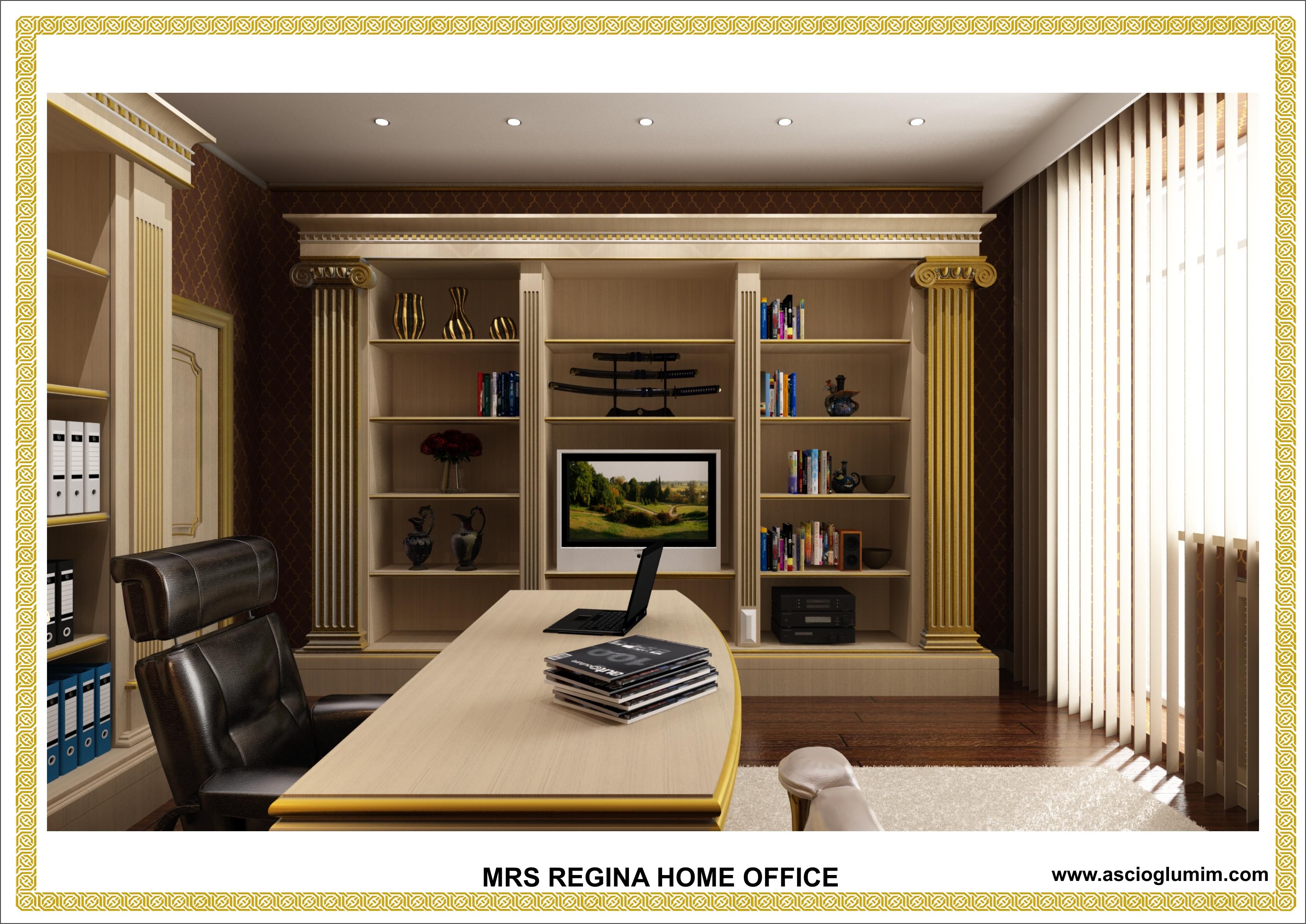 MRS.REGINA VILLAGE DESIGN