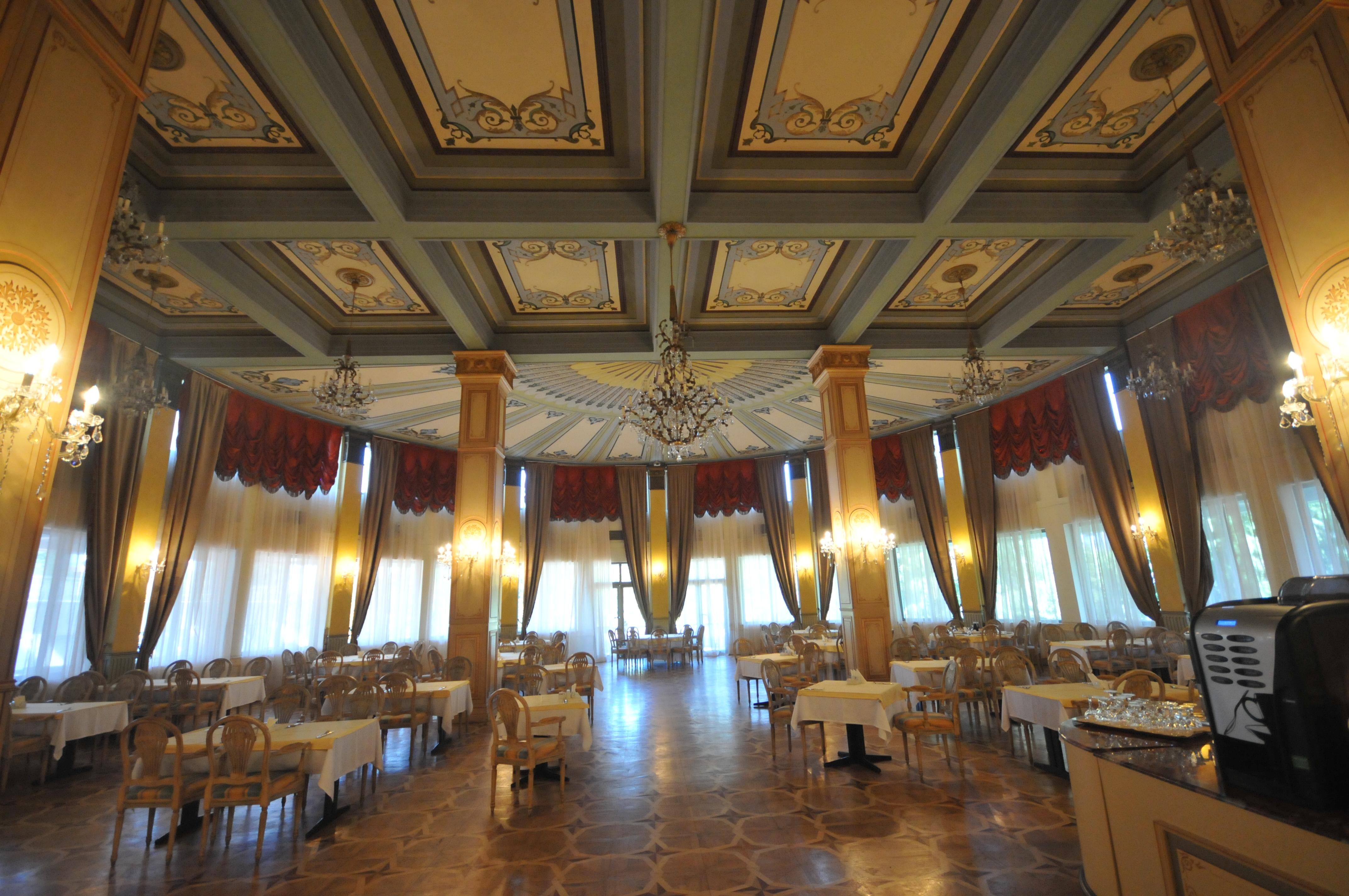 LEVAN ISKENDEROVICH INTOURIST HOTEL